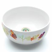 Bol en porcelaine Pain d'épices (13 cm) - Little big room by Djeco
