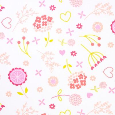 Parure 3 pièces grotobed daisy dreams (70 x 140 cm)