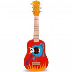 Guitare monstre rock&roll - Scratch