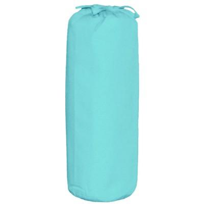 drap housse turquoise 90 x 200 cm taftan. Black Bedroom Furniture Sets. Home Design Ideas
