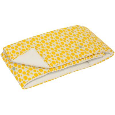 tour de lit bb balloon yellow pour lits 60 x 120 cm et. Black Bedroom Furniture Sets. Home Design Ideas