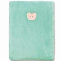Housse de matelas � langer Hello jade softy (60 x 85 cm) - Baby Boum