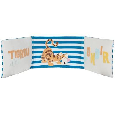 Tour de lit tigger expressions (pour lits 60 x 120 cm et 70 x 140 cm)