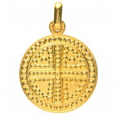 M�daille Croix Saint Simeon (or jaune 750�) - Monnaie de Paris