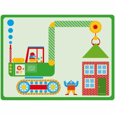 Set de table tracteur bricotta