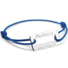 Bracelet cordon L'apollon (argent 925�) - Petits tr�sors