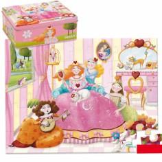 Puzzle Princesse (35 pi�ces) - Goula