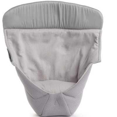 Coussin pour porte-bébé performance gris