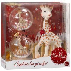 Coffret mon premier No�l Sophie la girafe  - Sophie la Girafe