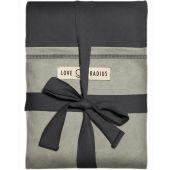 Echarpe de portage L'Originale anthracite poche olive - Je Porte Mon B�b�