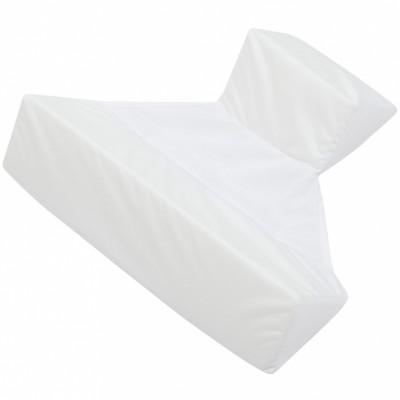 Coussin anti-basculement blanc (35 x 44 cm)
