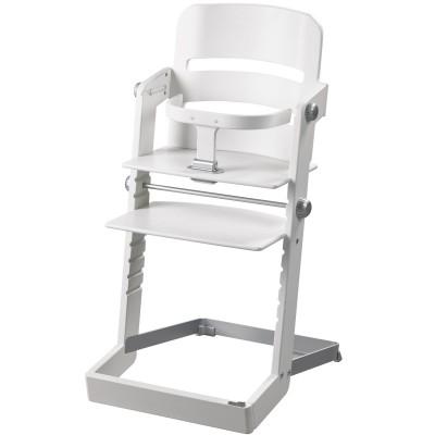 Chaise haute évolutive tamino bois blanc