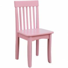 Chaise pour enfant Avalon rose - KidKraft