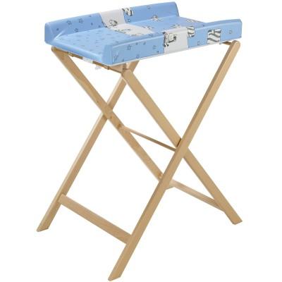 table langer pliable trixi bois naturel z bres. Black Bedroom Furniture Sets. Home Design Ideas