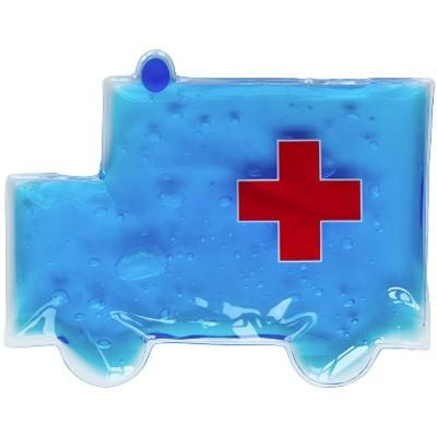 Poche gel buddy gel ambulance bleue chaud ou froid