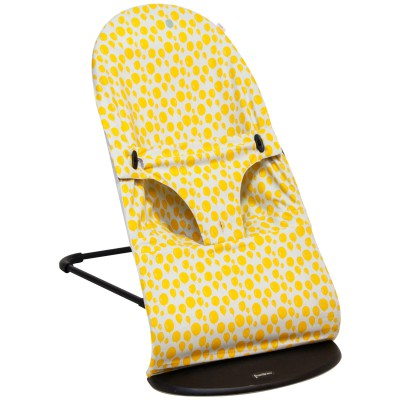 Assise avec culotte balloon yellow pour le transat babybjörn