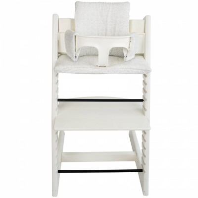Assise grey birds pour chaise haute stokke tripp trapp