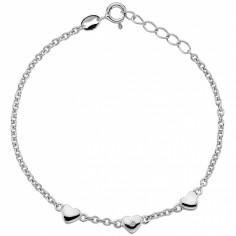 Bracelet Honey (argent 925� et diamant)  - Lily and Lotty Girls by Balticambre