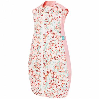 gigoteuse t coton bio rose fleurs tog 0 3 80 cm pas cher avis et prix en promo. Black Bedroom Furniture Sets. Home Design Ideas