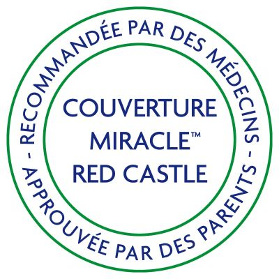 Couverture miracle blanche et verte   par  Red Castle