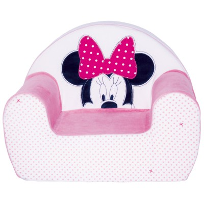 Fauteuil club minnie patchwork