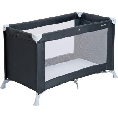 lit parapluie soft dream grey patches safety 1st. Black Bedroom Furniture Sets. Home Design Ideas