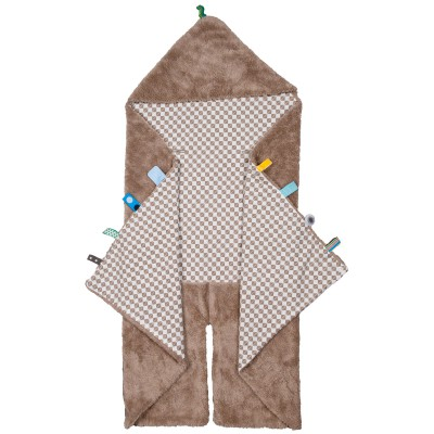 Couverture nomade trendy wrapping desert taupe (0-12 mois)