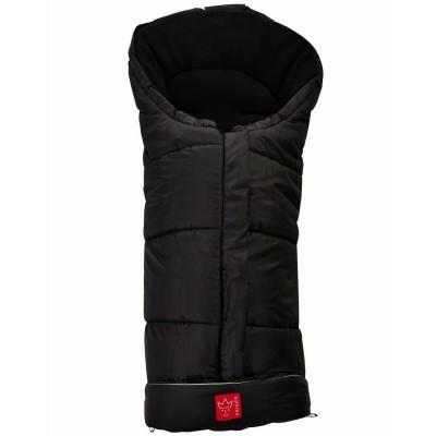 Chancelière polaire iglu thermo fleece - noir (105 cm)