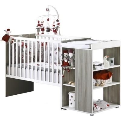 chambre sauthon environnement pour b b et enfant pas cher. Black Bedroom Furniture Sets. Home Design Ideas