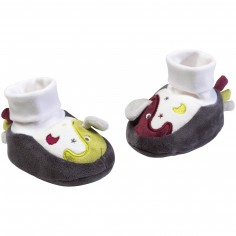 Chaussons India (0-6 mois) - Sauthon Baby D�co