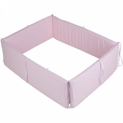Tour de parc sweet pink (75 x 95 cm)