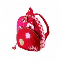 Sac � dos rose Liz - Lilliputiens