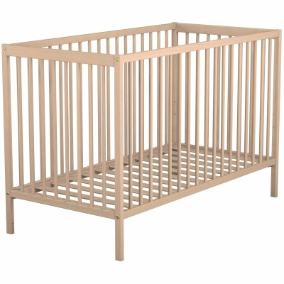 lit a barreaux jurababy comparer tous les prix sur. Black Bedroom Furniture Sets. Home Design Ideas