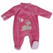 Pyjama funny Victoria (6 mois : 68 cm) - Noukie's