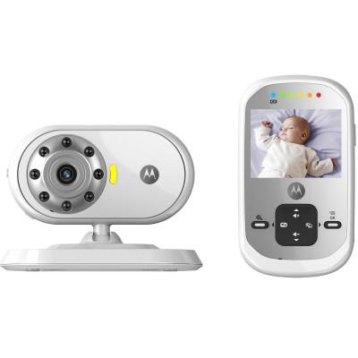 Moniteur bébé vidéo avec écran 2,4'' (modèle mbp622)