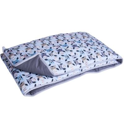 tour de lit owl pour lits 60 x 120 cm et 70 x 140 cm. Black Bedroom Furniture Sets. Home Design Ideas