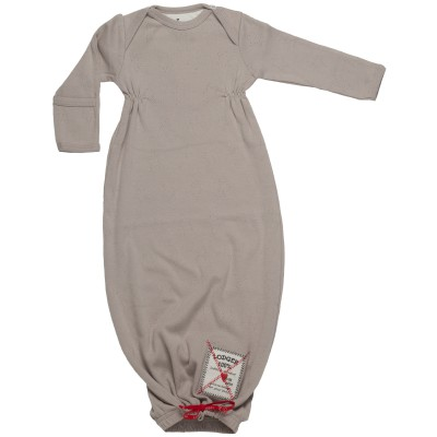 Gigoteuse taupe tog 1 hopper newborn cotton american fifties (63 cm)