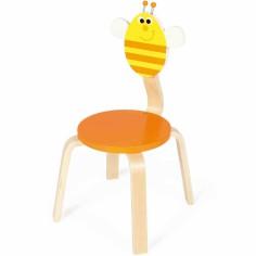 Chaise Billie l'abeille - Scratch