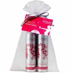 Offre duo La Surdou�e complexe vergetures aux 9 huiles s�ches (100 ml) - Omum