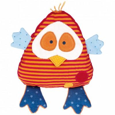 Bouillotte petit oiseau chaud ou froid