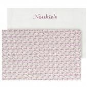 Lot de 2 draps housses Victoria et Lucie (70 x 140 cm) - Noukie's