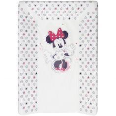 Matelas � langer Minnie blanc et rouge (50 x 70 cm)                         - Babycalin