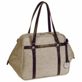 Sac � langer �paule Green Label Urban Choco chin� - L�ssig