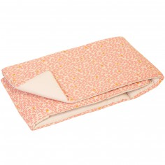 Tour de lit b�b� Pebble Pink (pour lits 60 x 120 cm et 70 x 140 cm) - Trixie Baby