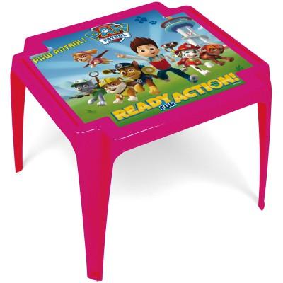 Table monobloc pat' patrouille