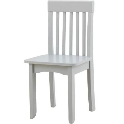 Chaise pour enfant avalon grise
