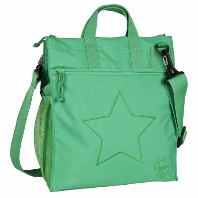 Sac à poussette buggy star vert