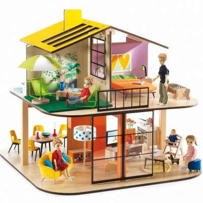 Maison de poupées Color