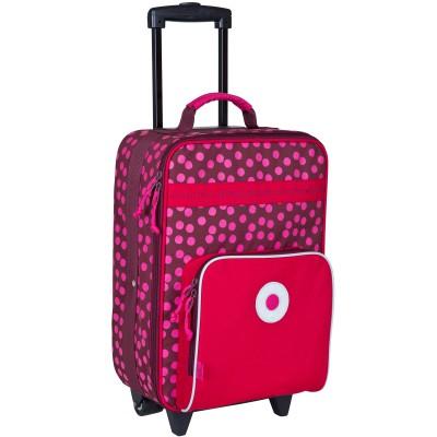 Valise trolley rouge Dottie - L�ssig