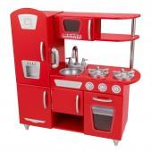 Cuisine Vintage Rouge - KidKraft